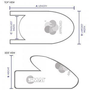 slika za velikost stopala