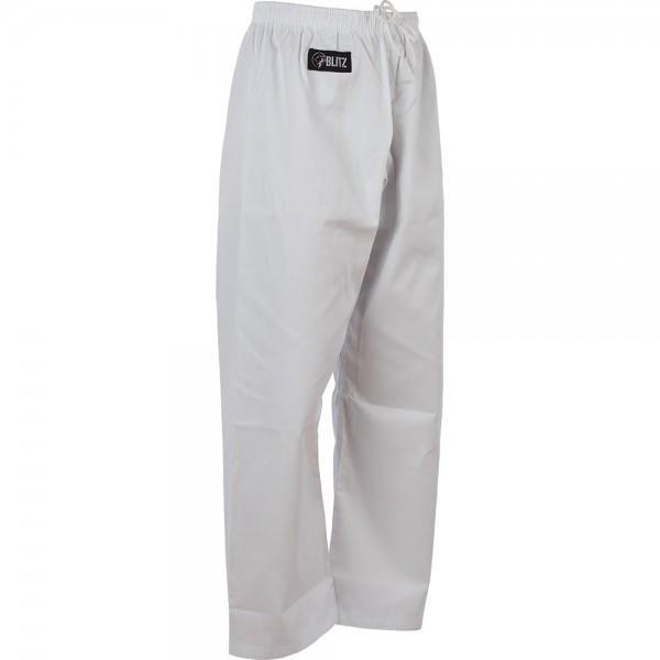 Karate otroške-odrasle hlače Polycotton