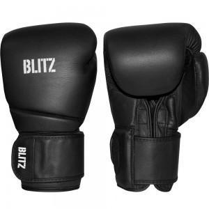 Deluxe usnjene rokavice za boks