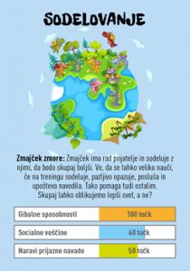 kartica Sodelovanje